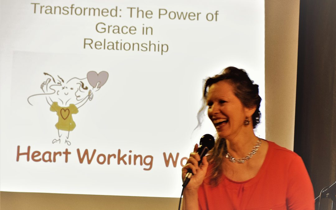 Live Recording – Heart Working Women Retreat