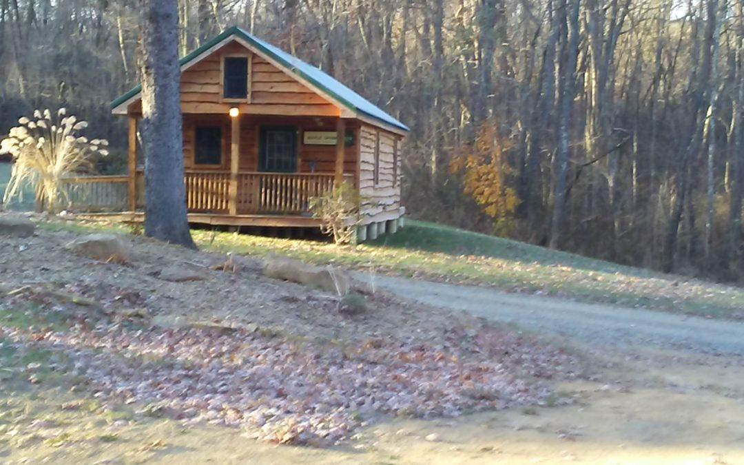 A Comfy Cozy Cabin